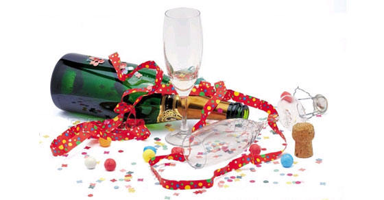 Being an Alcoholic on New Year's Eve