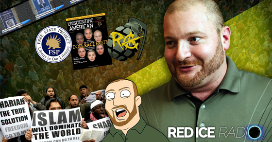 My Appearance on Red Ice Radio