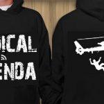 Radical Agenda Hoodies