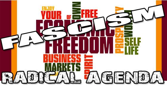 Radical Agenda EP308 - Free Market Fascists