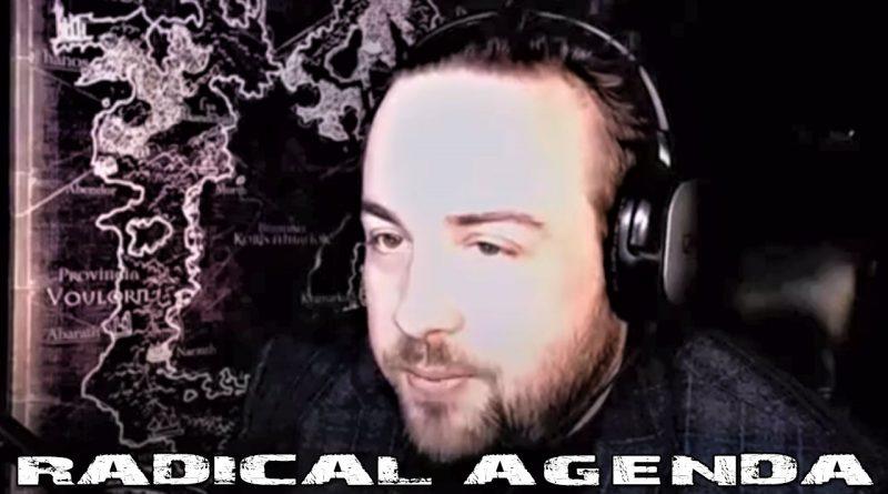 Radical Agenda S04E039 - Jean-Francois Gariépy