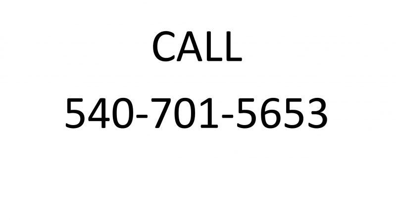 STOP TRUMP! Call 540-701-5653