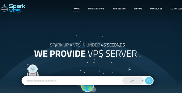 SparkVPS is a RIPOFF!