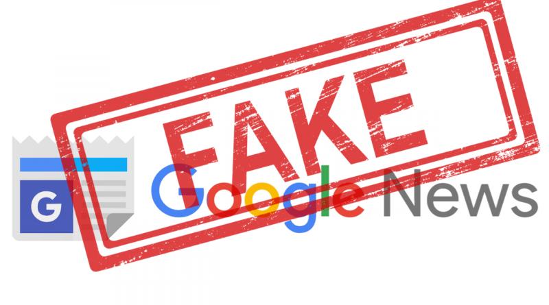 Google's Steady Diet of Fake News