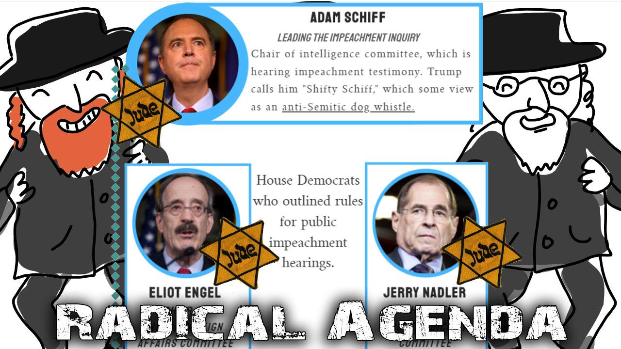 Radical Agenda S05E083 - Impeachment Cohencidences