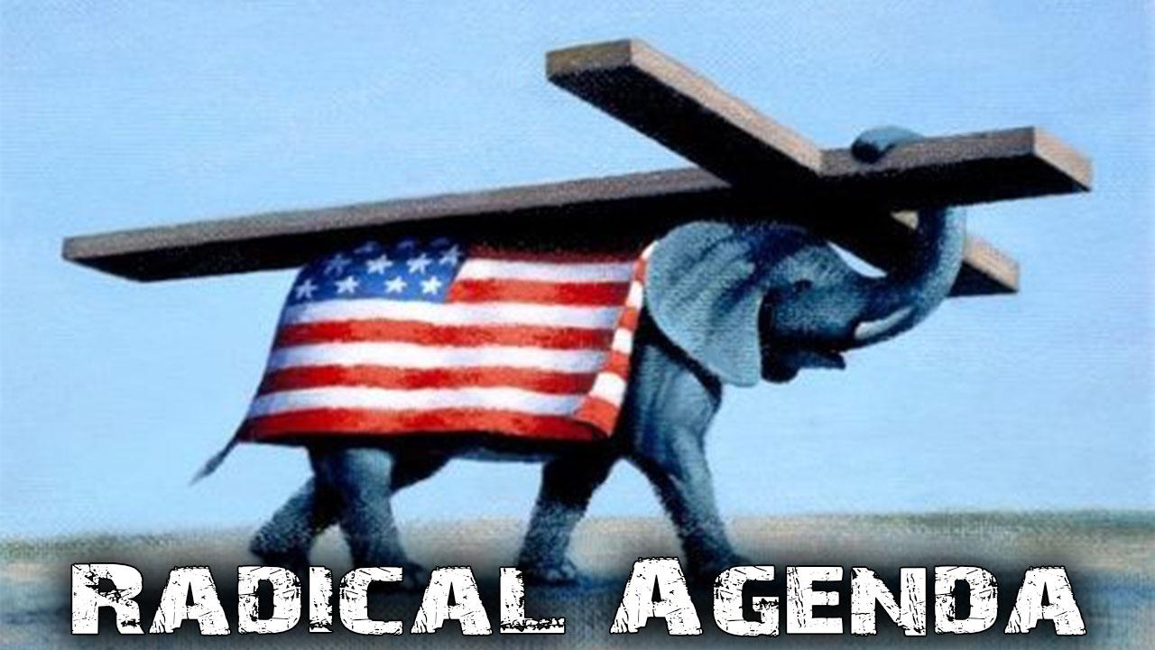 Radical Agenda S05E095 - Republican White Supremacy
